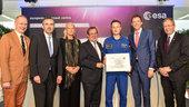 ESA-Astronaut Matthias Maurer hat seine Ausbildung abgeschlossen