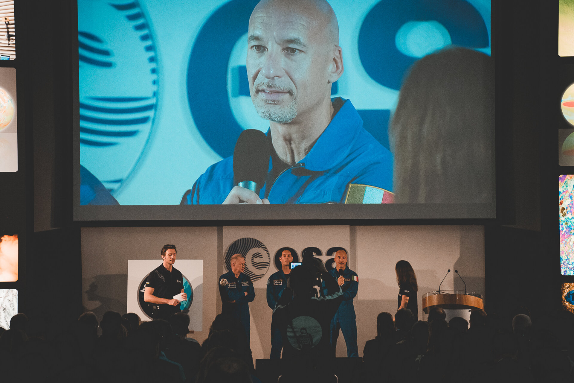 Unveiling Luca Parmitano's second space mission Beyond