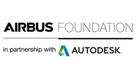 Airbus Foundation and Autodesk Partnership