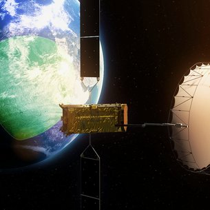 Satellite frequency bands / Telecommunications & Integrated