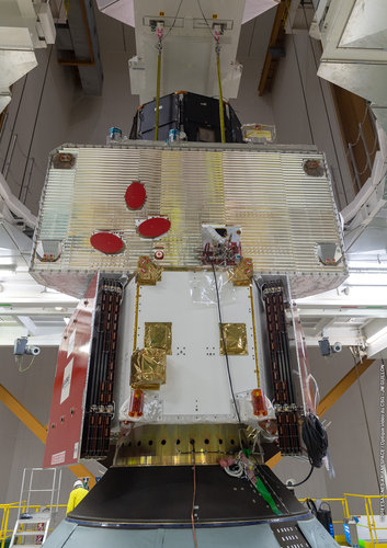 BepiColombo meets the launcher