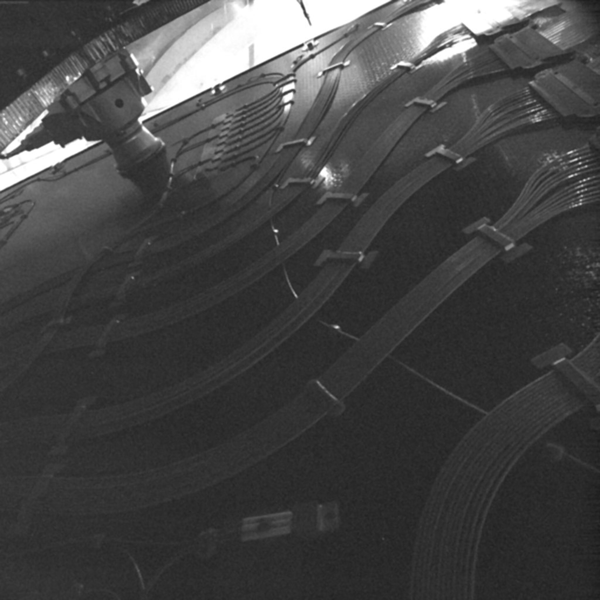 BepiColombo monitoring camera test image
