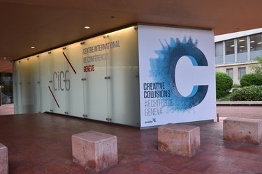 """Creative Collision"" the theme of ECSITE Annual Conference 2018"