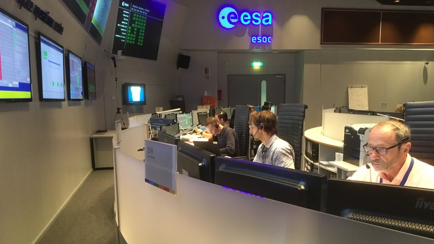 ESOC teams complete BepiColombo dress rehearsal