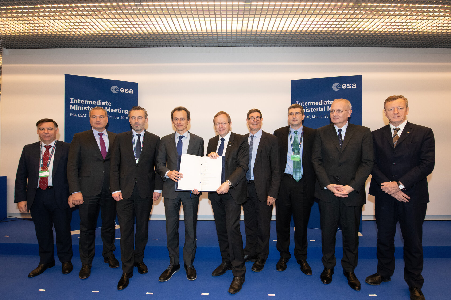 European institutions support Europe's launcher industry