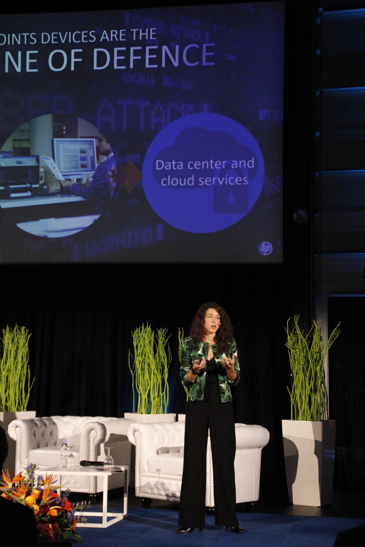 Giulia Pastorella explores cybersecurity