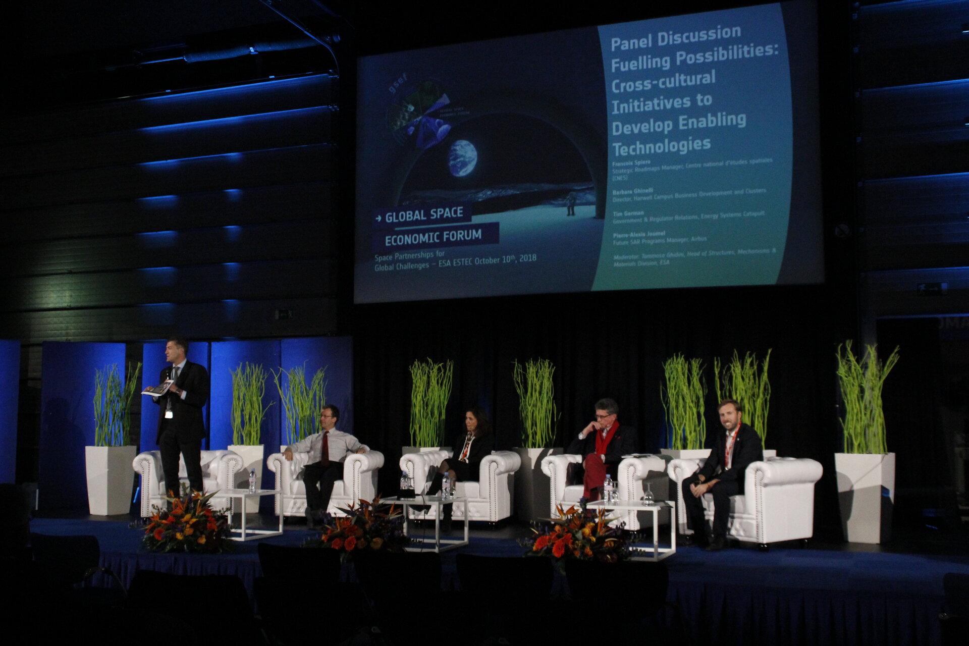 Global Space Economic Forum