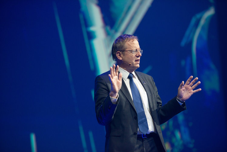 Jan Wörner, ESA Director General