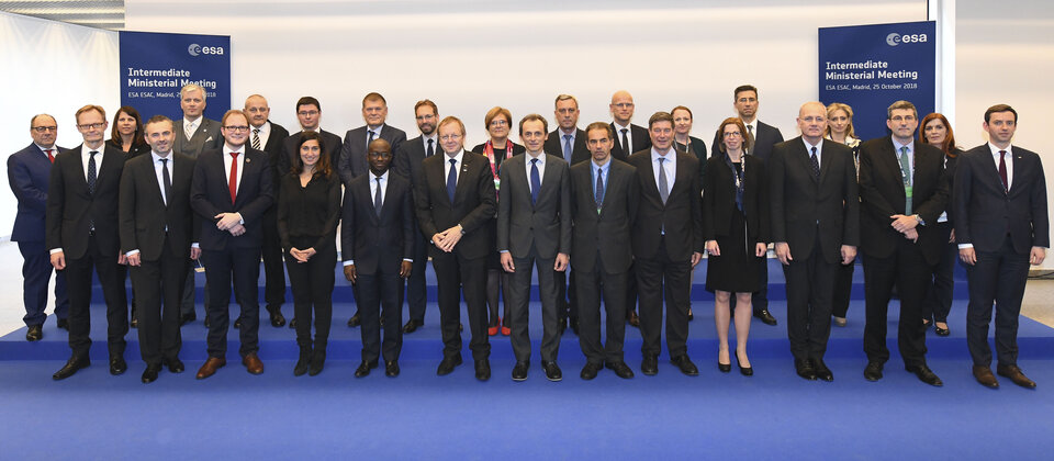 Intermediate Ministerial Meeting, Madrid, 25 October 2018