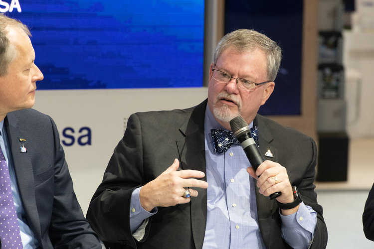 Mike Hawes, Lockheed Martin Vice President & Orion Program Manager