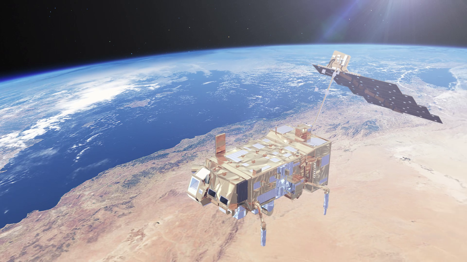 MetOp for weather forecasting