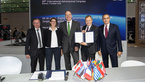 [4/4] Signature Ceremony of PLATO Spacecraft Implementation Contract
