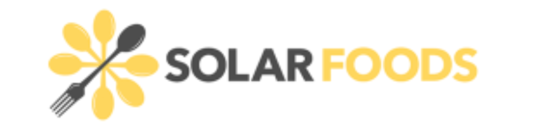 Solar Foods produces protein from air and electricity - logo