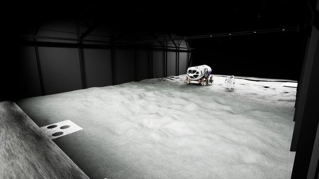 Luna facility brings Moon to Earth