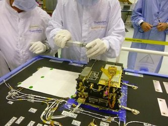ExoMars TGO waits for signals from InSight