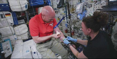 The first ever 8K video shot aboard the International Space Station.