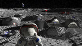 Winning ideas for 3D printing on the Moon