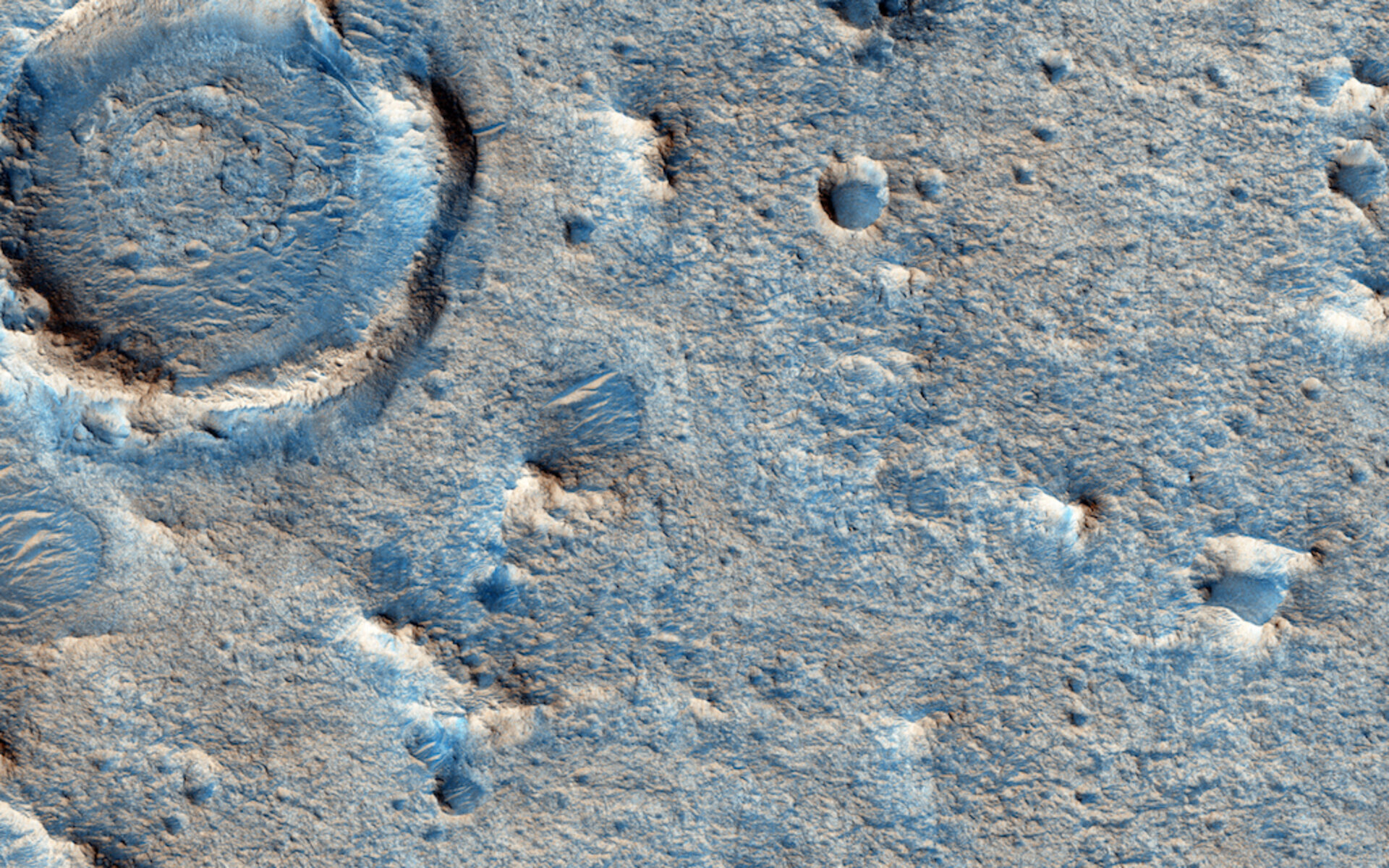 Oxia Planum close up