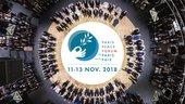 ESA's space vision presented at Paris Peace Forum
