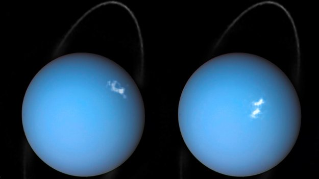 lights on uranus