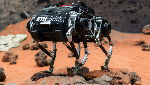SpaceBok Roboter