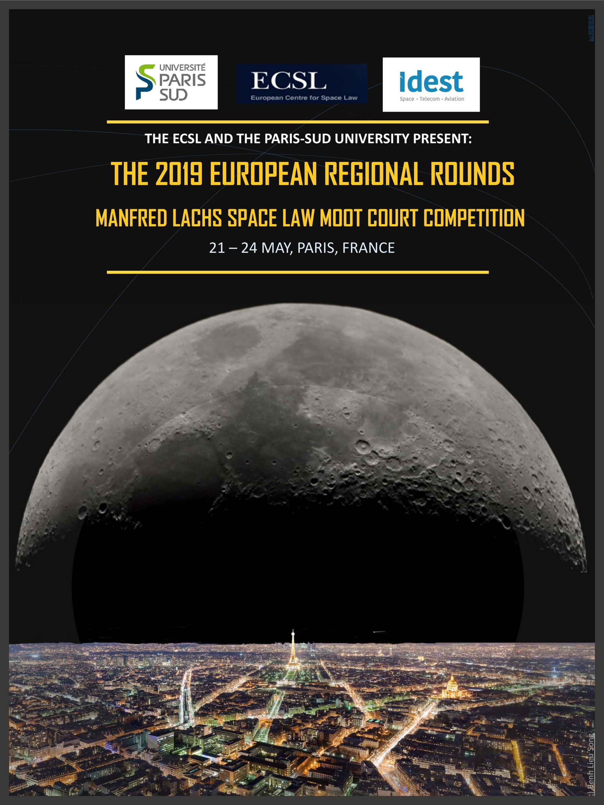 Manfred Lachs Space Law Moot Court Competition / ECSL