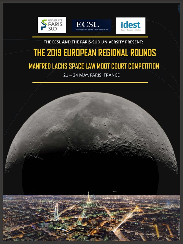 Manfred Lachs Space Law Moot Court Competition / ECSL European