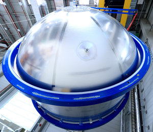 Hydrogen tank for Ariane 6 upper stage