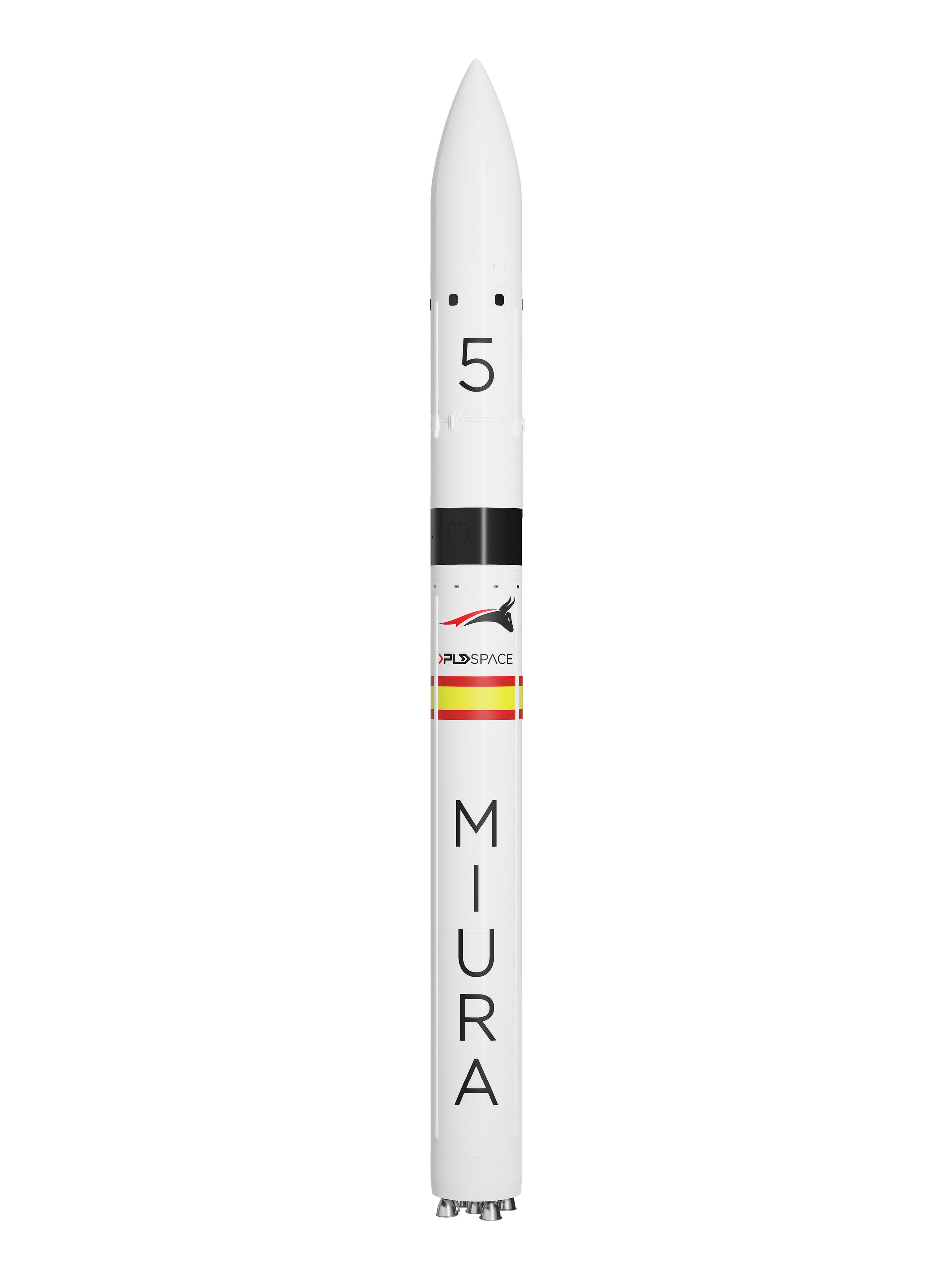 Miura 5 dedicated launches for small satellites