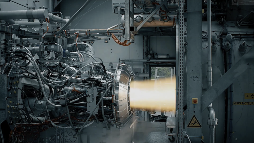 Vinci engine qualified in tests