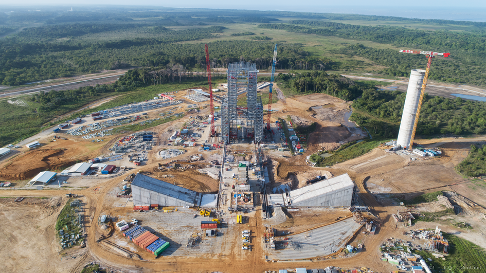 Ariane 6 future launch site