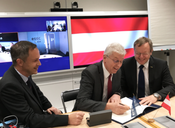 Austrian Research Promotion Agency signs joint statement