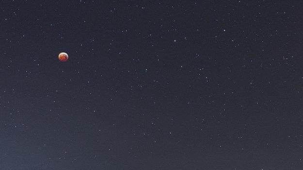 Your lunar eclipse