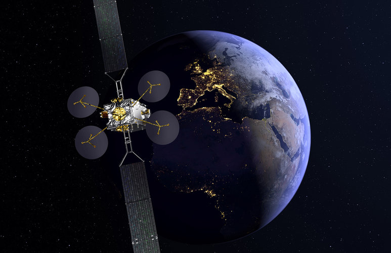 Spacebus Neo Eutelsat Konnect