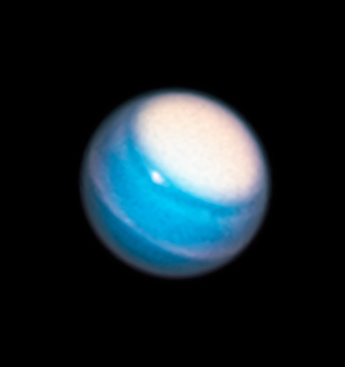 Adding to Uranus's legacy