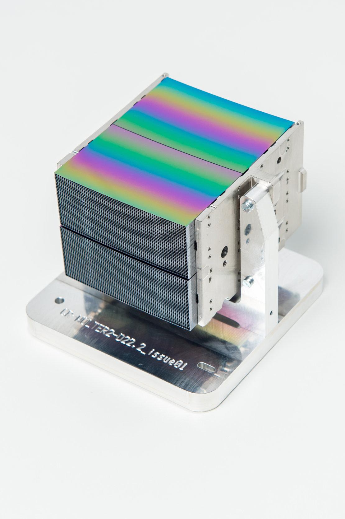 Athena mirror module / 02 / 2019 / Images / ESA Multimedia