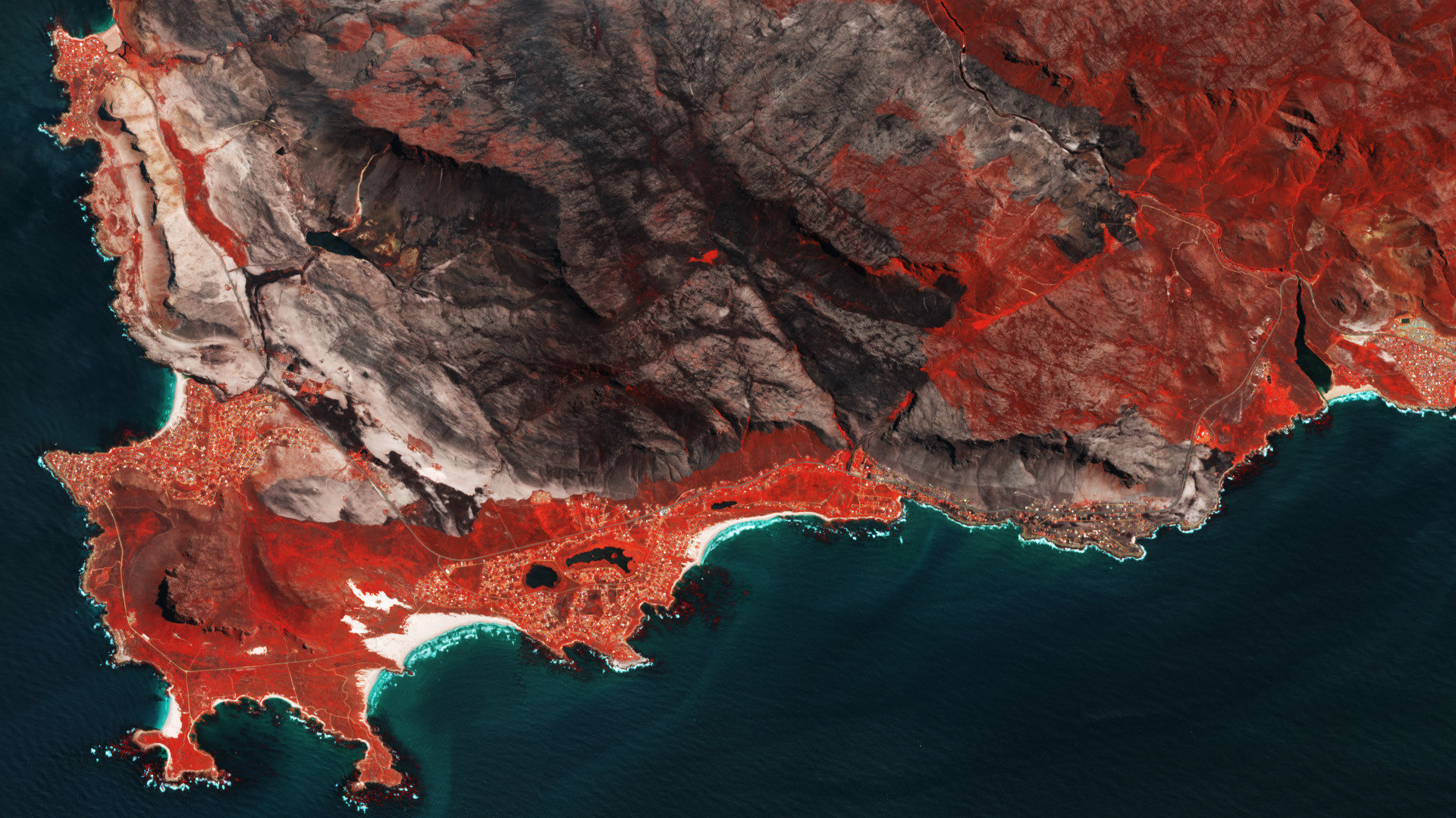 More of Africa scarred by fires than thought / Sentinel 2