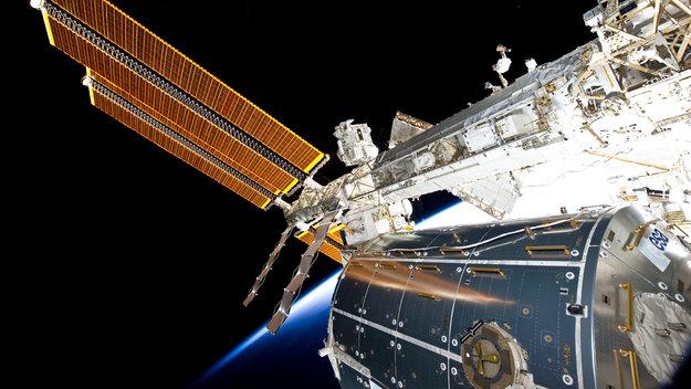 Wissenschaft auf der ISS