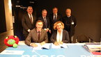 [4/7] ESERO Italy contract signature between ESA and ANISN on 14 February 2019