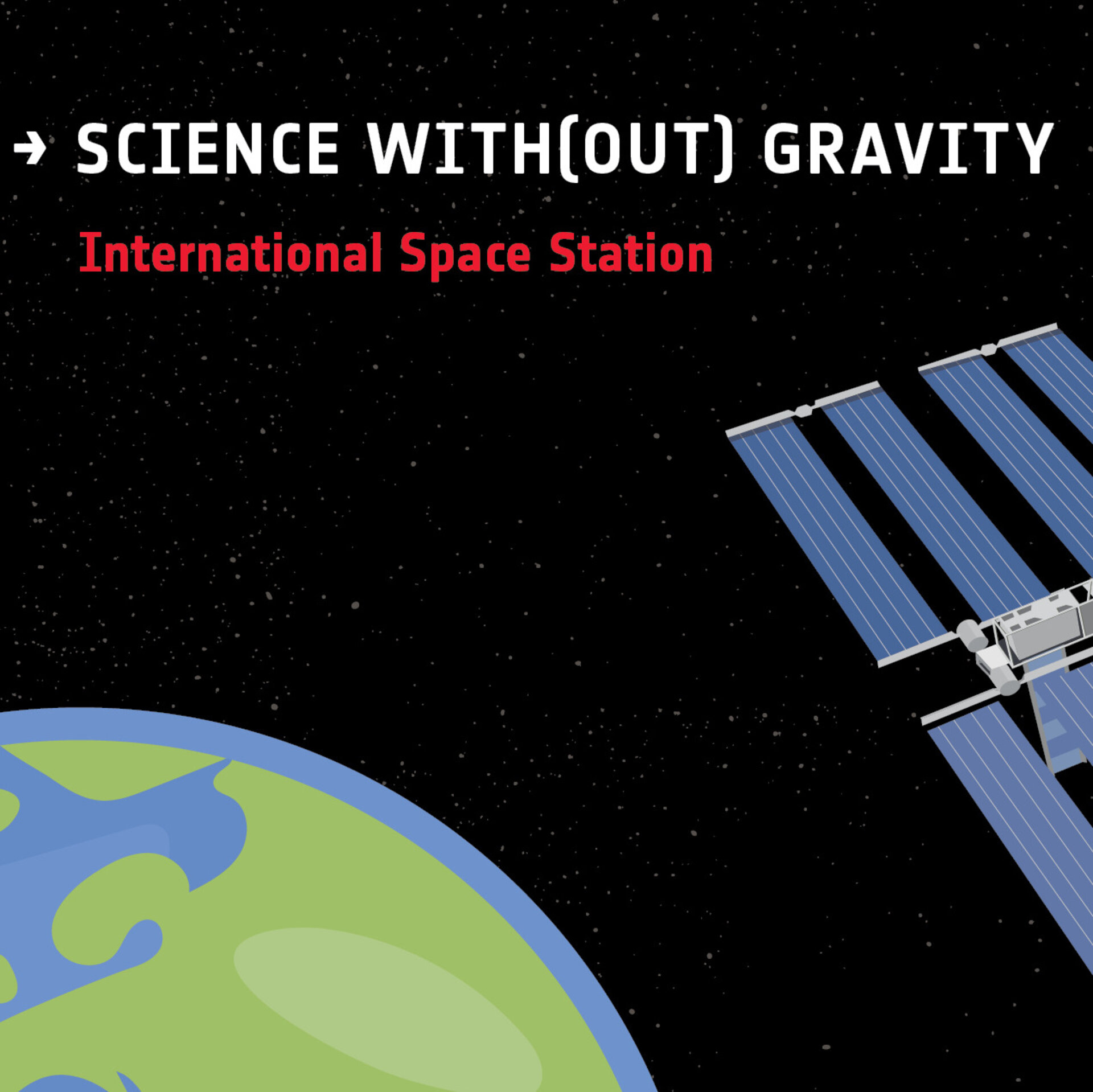 Science with(out) gravity  – International Space Station highlight version