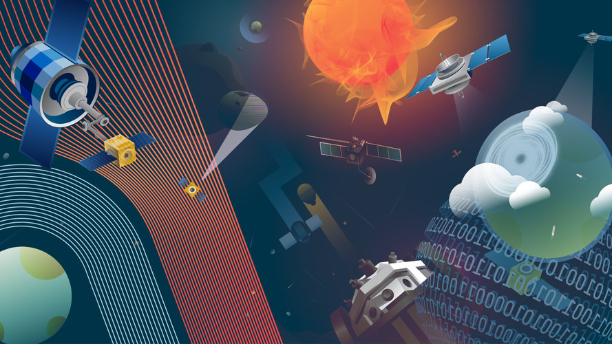 ESA's digital celebration of space safety and Asteroid Day
