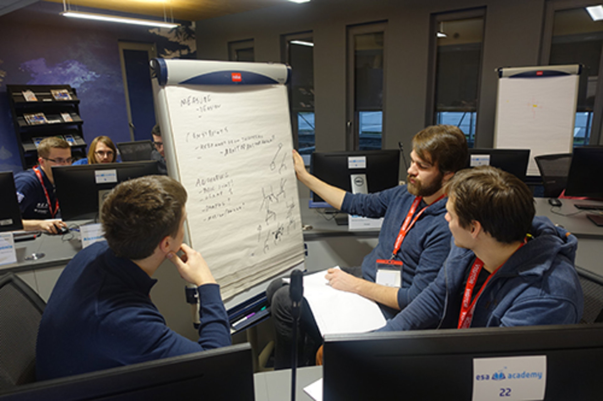 Concurrent Engineering helps University students design a