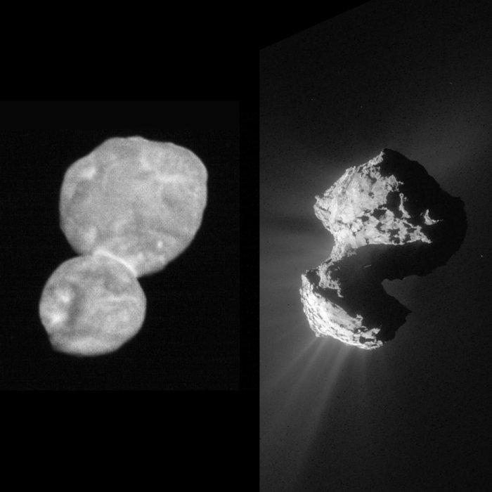 Space in Images - 2019 - 02 - Ultima Thule vs Comet 67P C-G 5b3406940