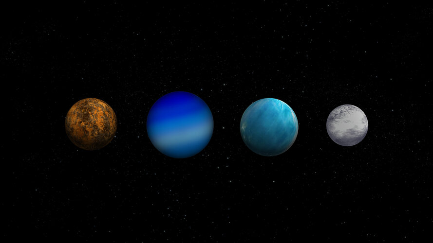 What kind of planets will Cheops study?