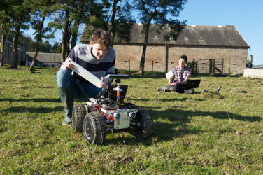 From ExoMars rover to farming robot