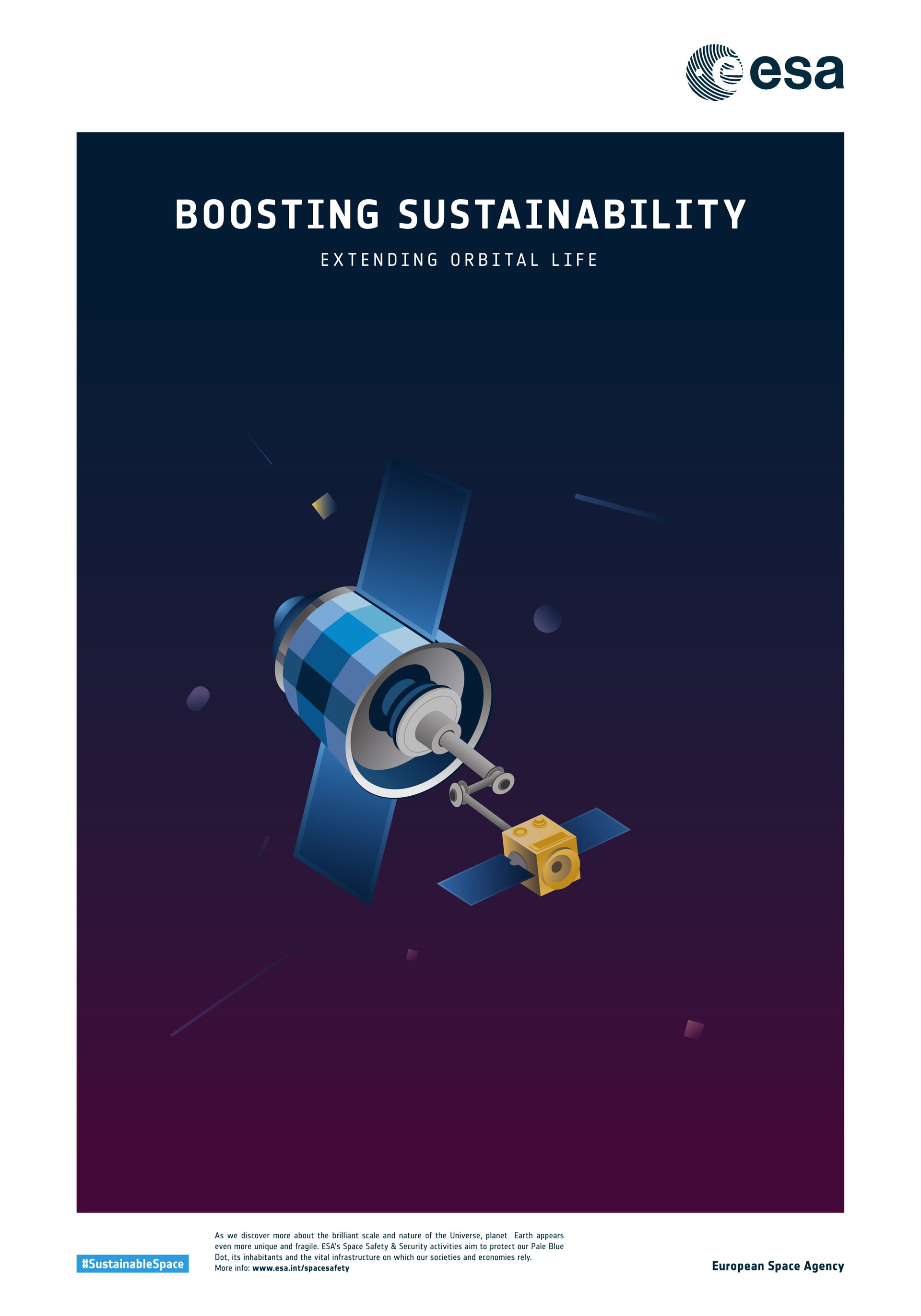 Boosting sustainability