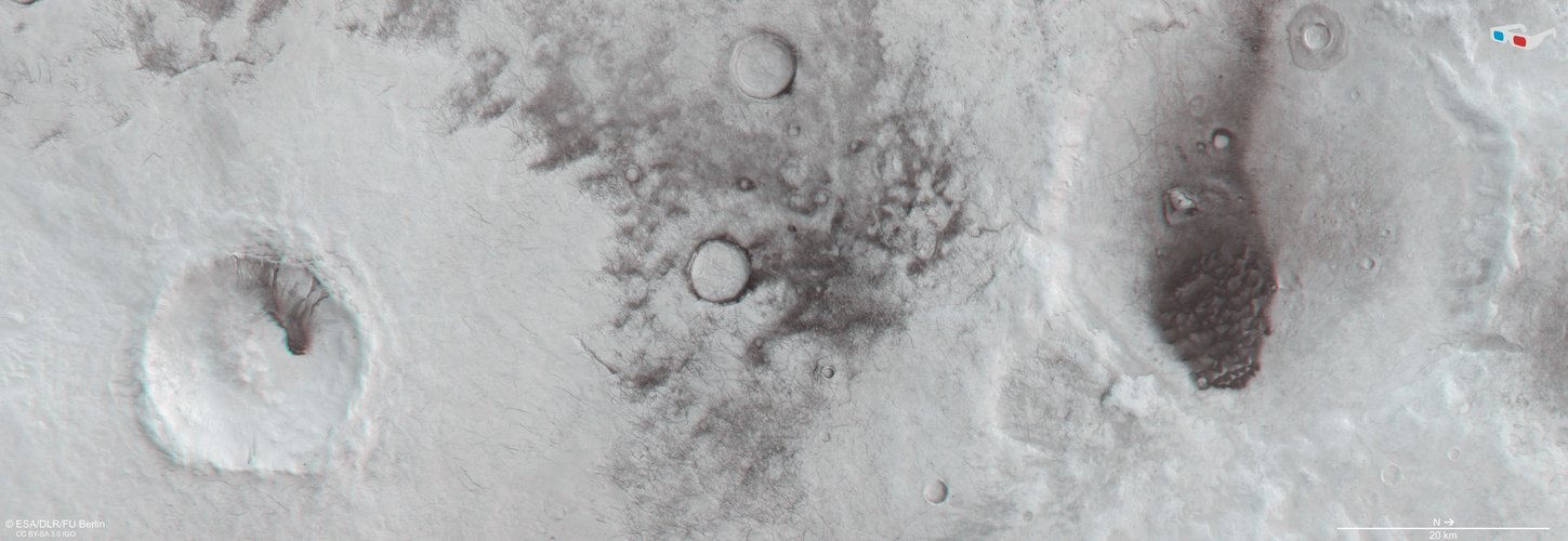 Chalcoporos Rupes in 3D