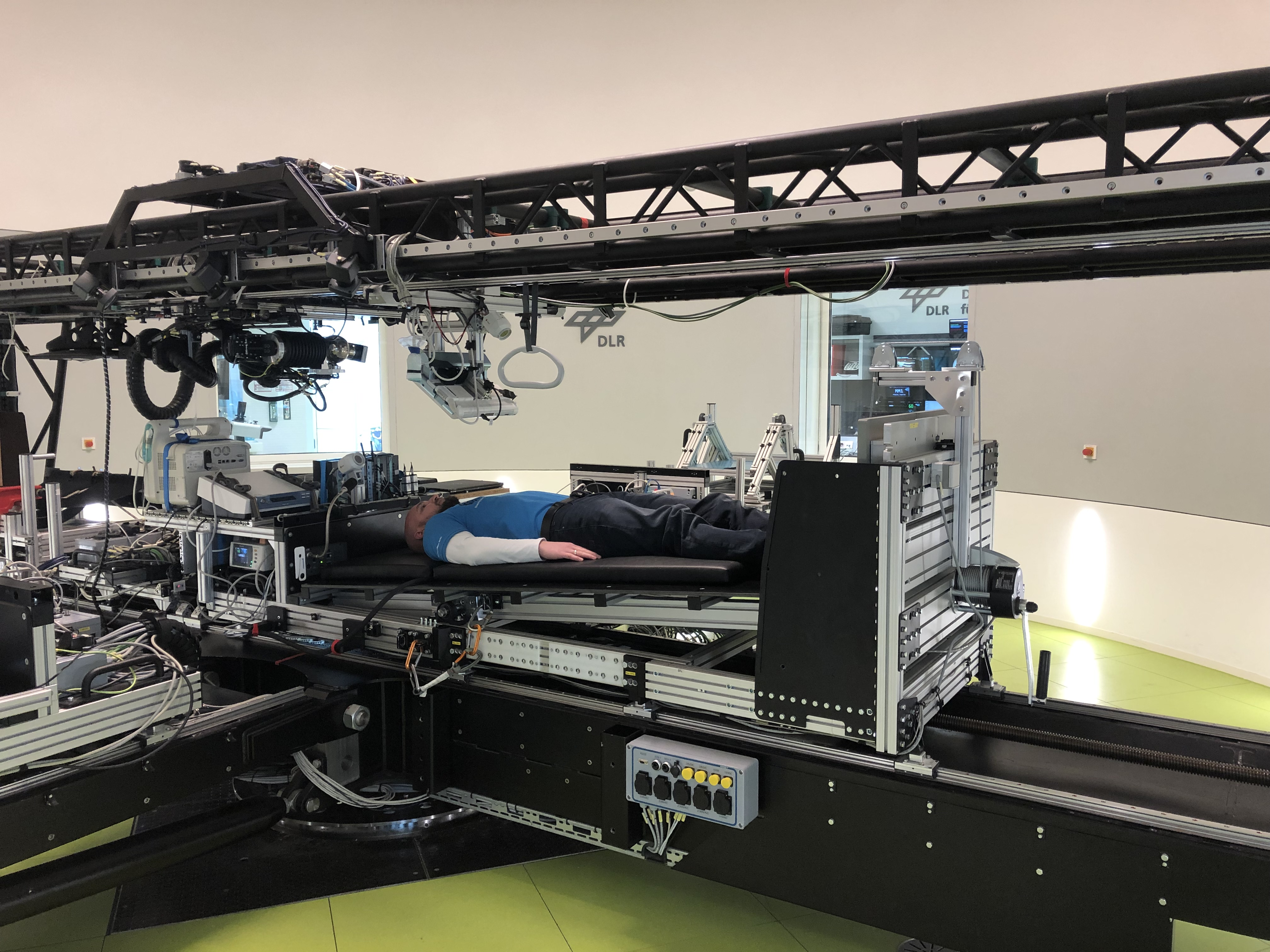 Space in Images - 2019 - 03 - DLR short-arm centrifuge