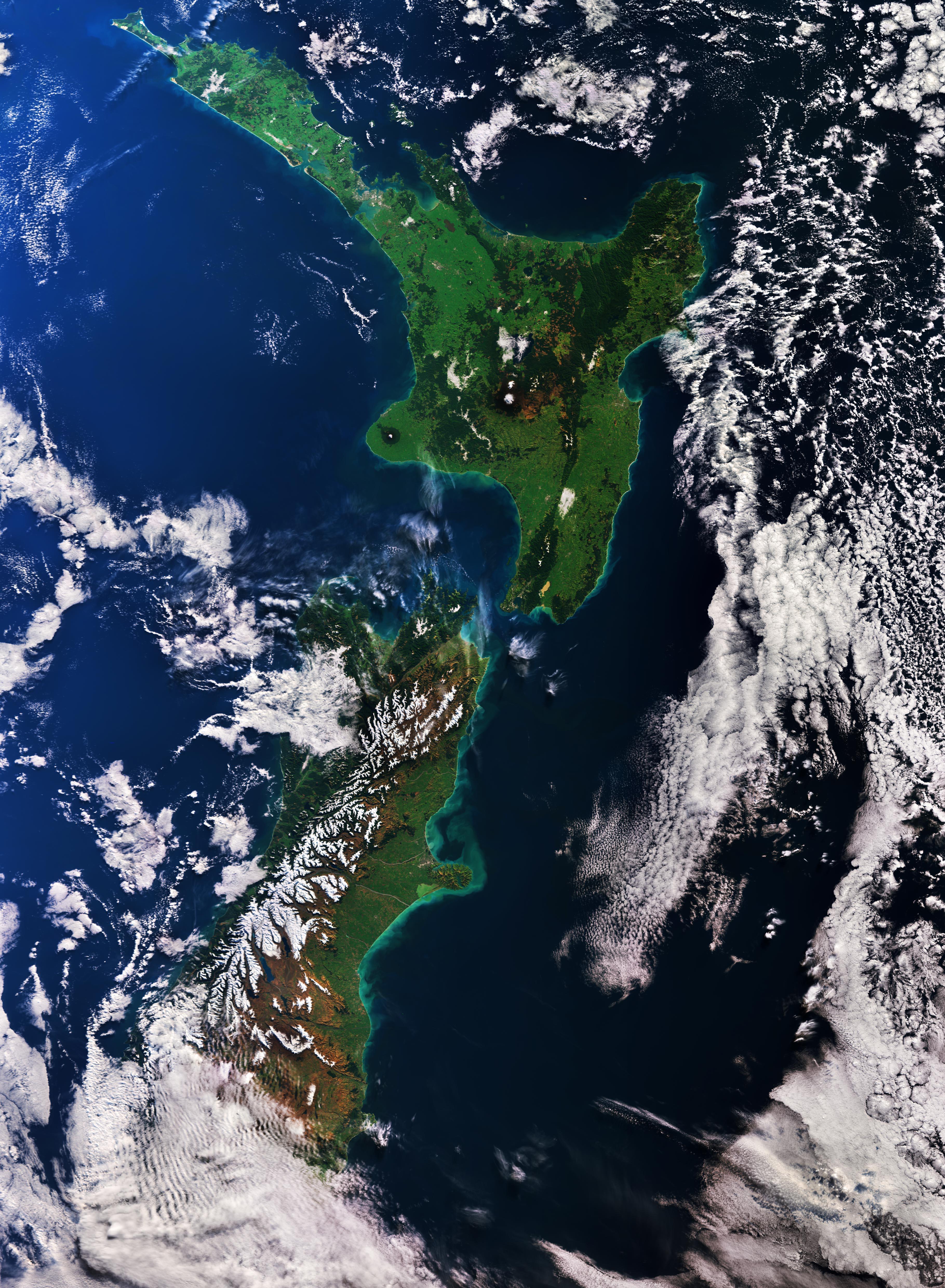 ESA - New Zealand