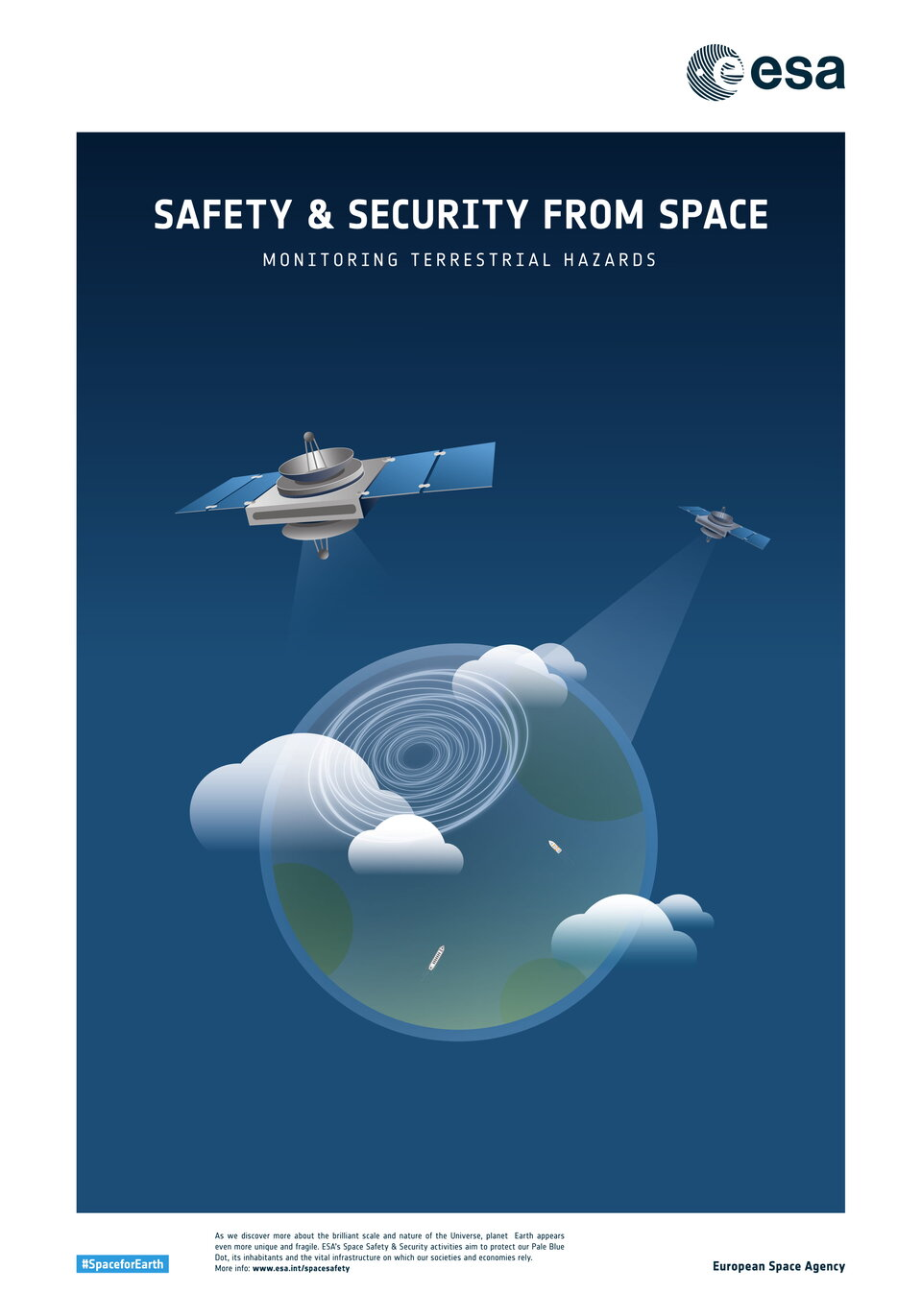 Safety & security from space
